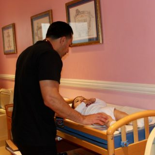 Daddy Diaper Duty At Disney's Baby Care Center