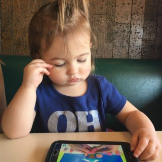 Don't be afraid to introduce your kids to technology. Be smart, and set boundaries, and use all of the great tech options available today for learning and fun!