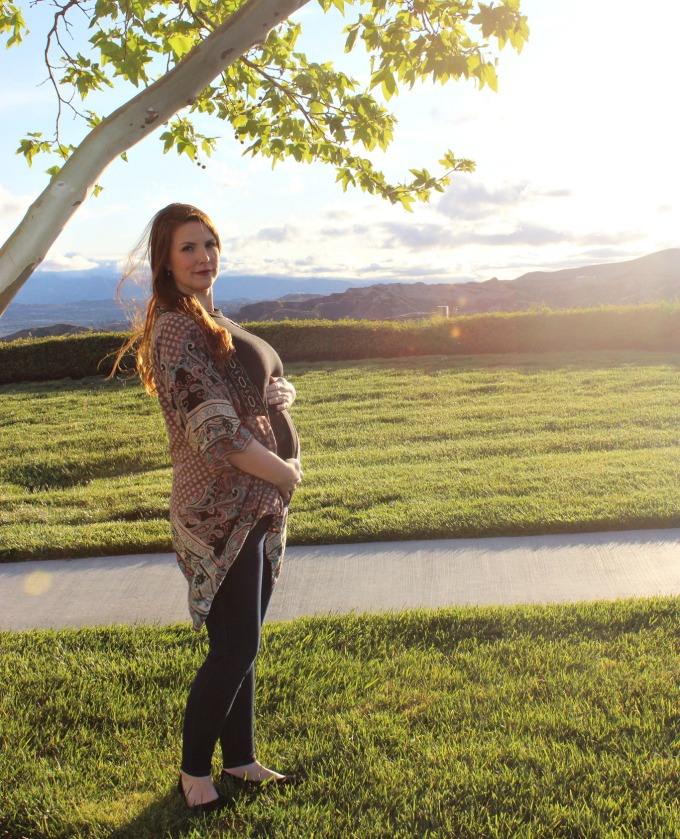 Your pregnancy feels even more real the first morning you wake up with a baby bump!