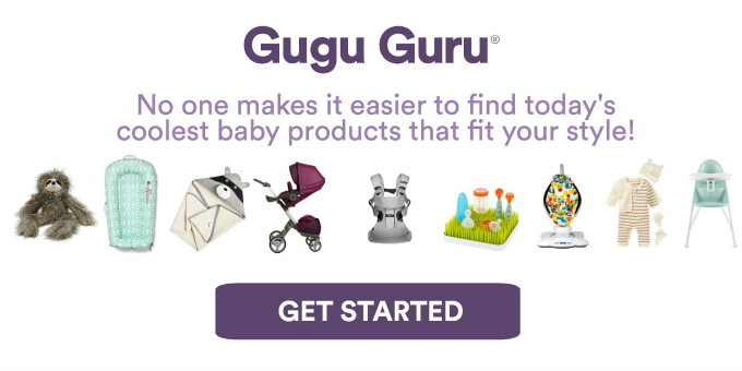 """Gugu Guru is a baby registry """"discovery"""" website that makes highly personalized product recommendations based on your answers to a fun style and lifestyle quiz."""