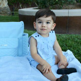 Luli Bebé Designer Diaper Bags