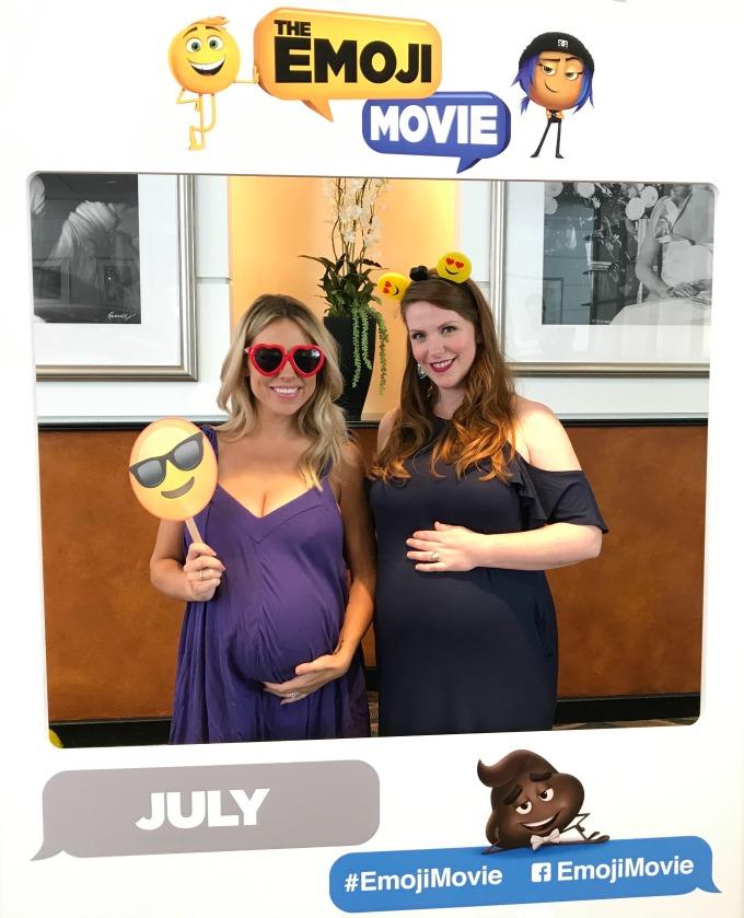 The Emoji Movie Screening with The Millennial Mamas