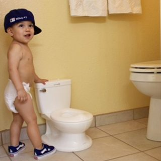 Potty Training Help With My Size Potty