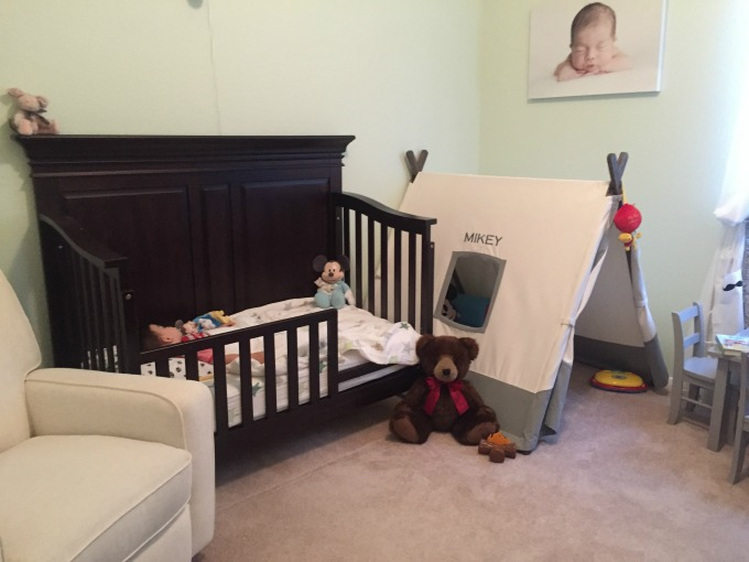 At 19 months old, my son jumped out of his crib. He was extremely scared and upset. I was told that because he had scared himself, I was not to worry, and he would more then likely not jump out again. Wrong! The very next day he managed to jump out again.