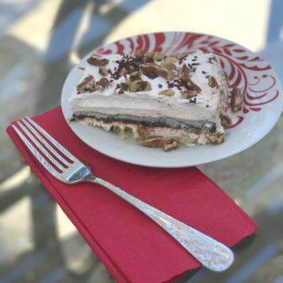Grandma's Chocolate Dessert