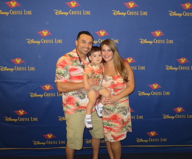 I really wanted to have a family vacation that would cater to our son, and the Disney cruise did just that. Our family vacation was filled with laughter, fun and memories to last a lifetime.
