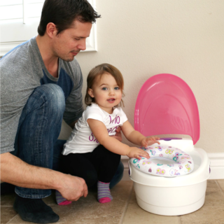 Potty Training My Two Year Old