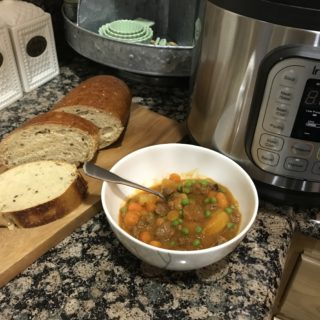 Instant Pot Stew: Quick, Easy, and Mom Friendly