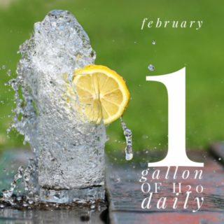 February H2O Challenge