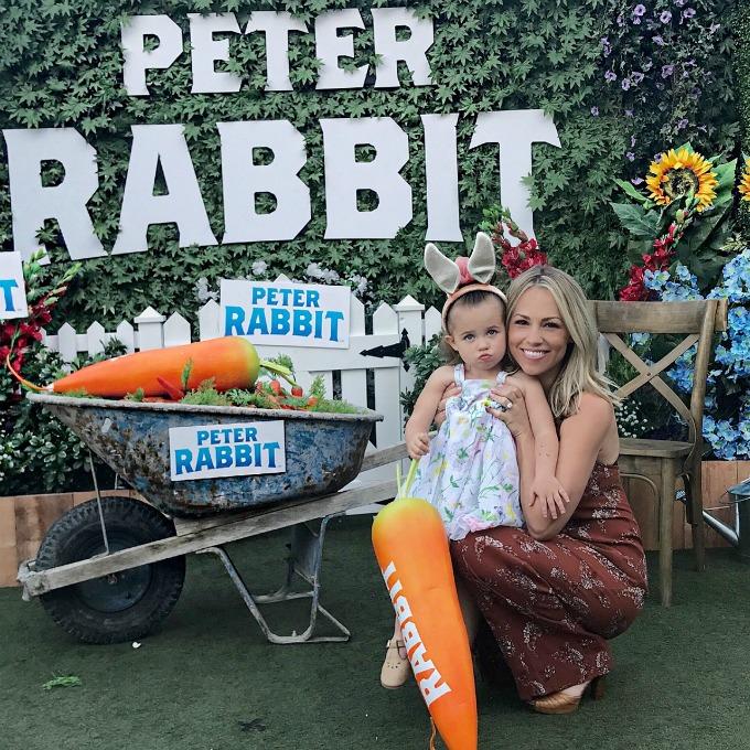 Peter Rabbit Movie Premier