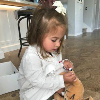 The Little Pediatrician Kit