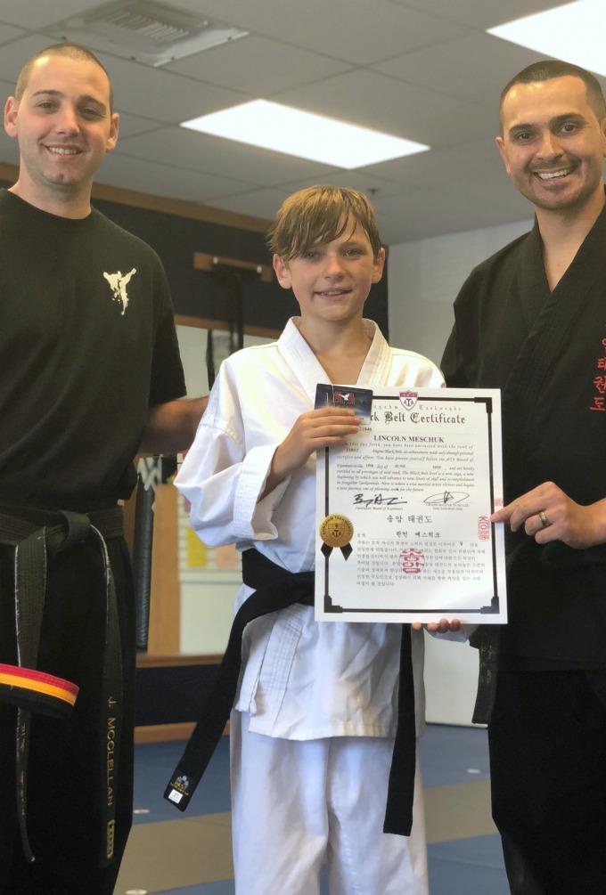 Speak Up Buttercup - black belt