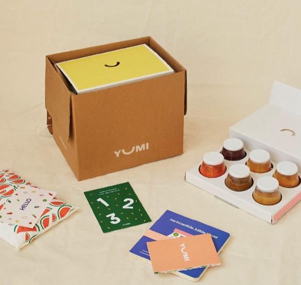 Box from YUMI