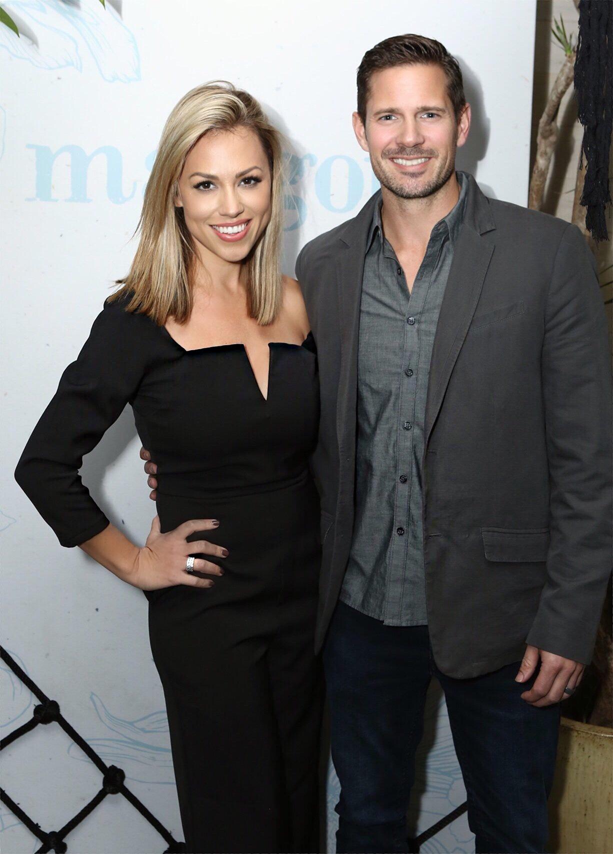 Jessica and Kyle Hall