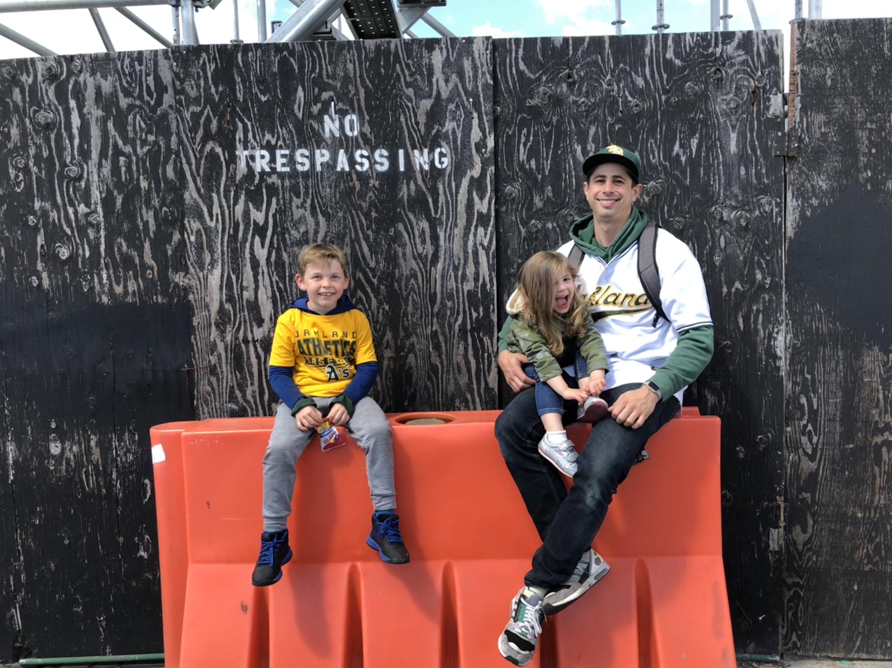 Eli and kids