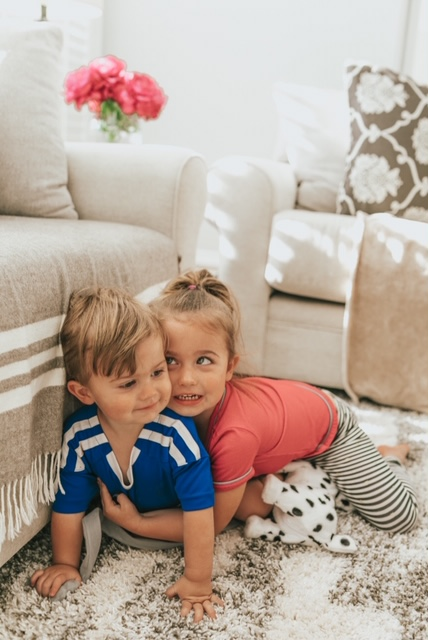 Jake and Sophie in Stitch Fix Kids