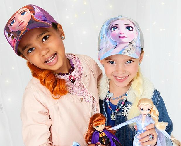 Disney's Frozen 2 Collection at Claire's