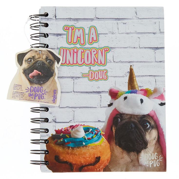 Doug The Pug Notebook
