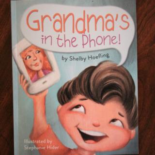 Grandma's In The Phone