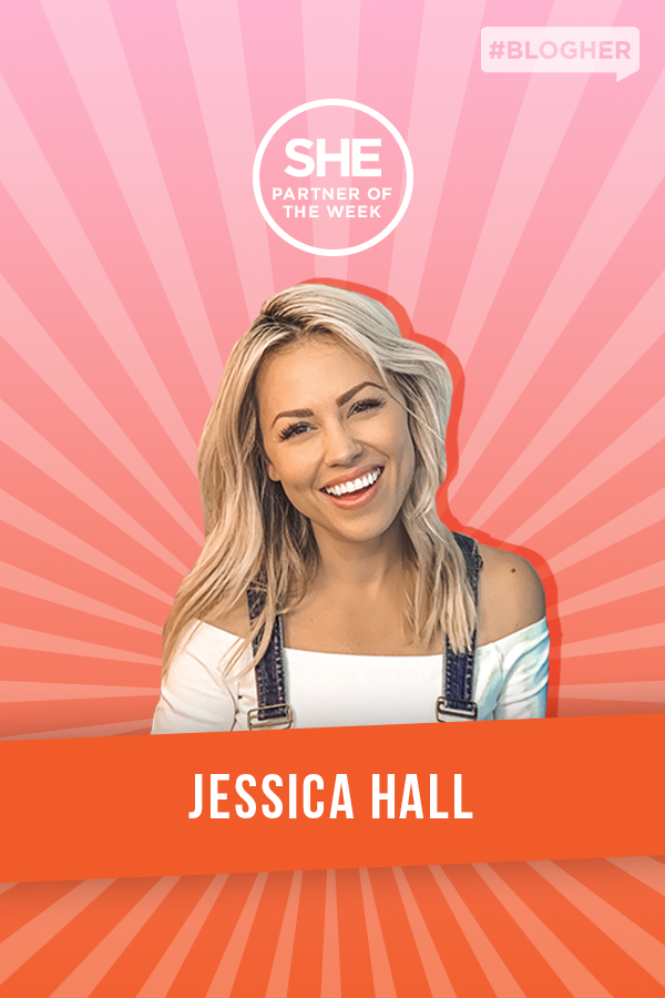 Jessica Hall - SHE Partner of the Week