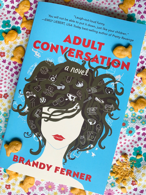 Adult Conversation Book Cover