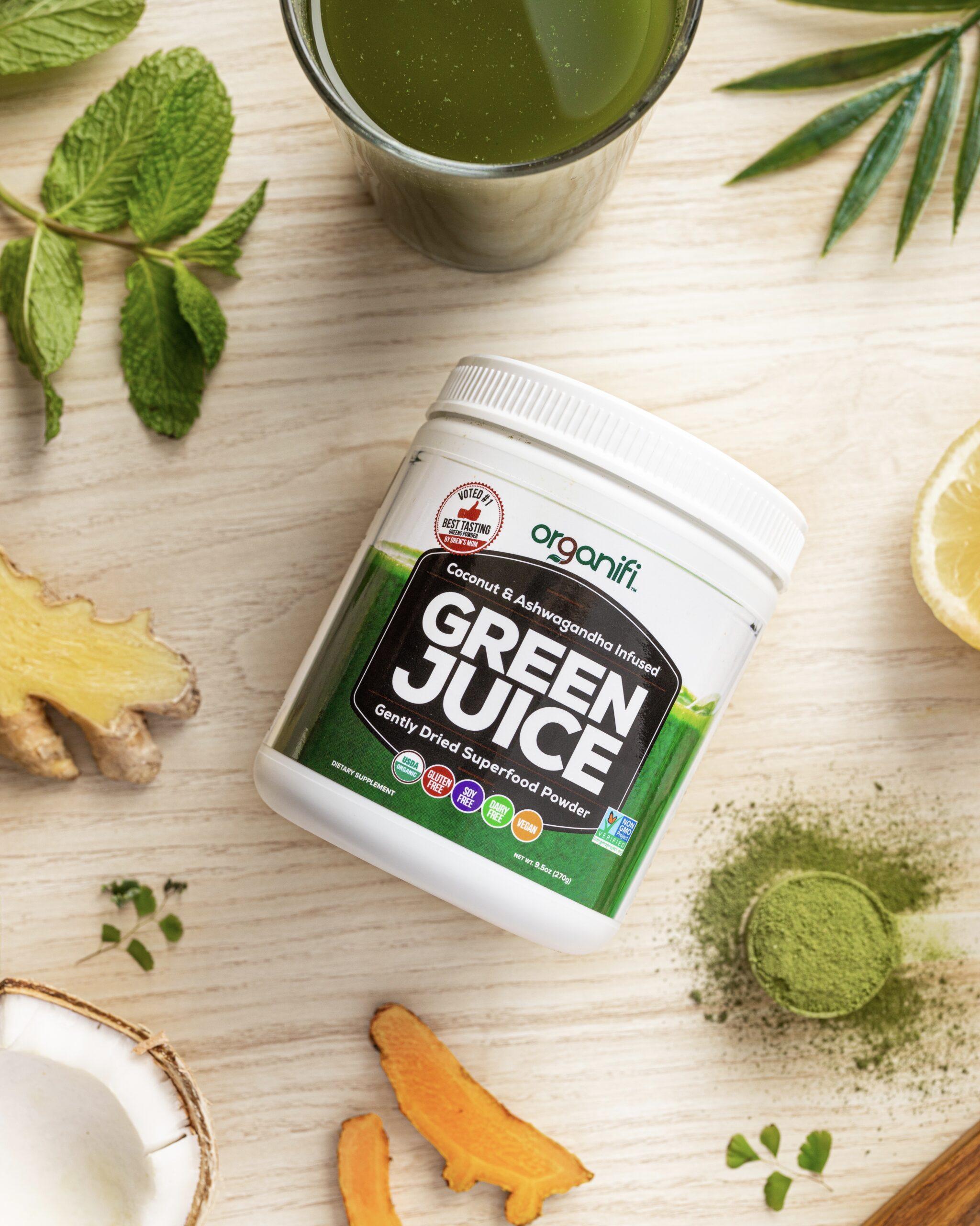 Organifi Green Juice