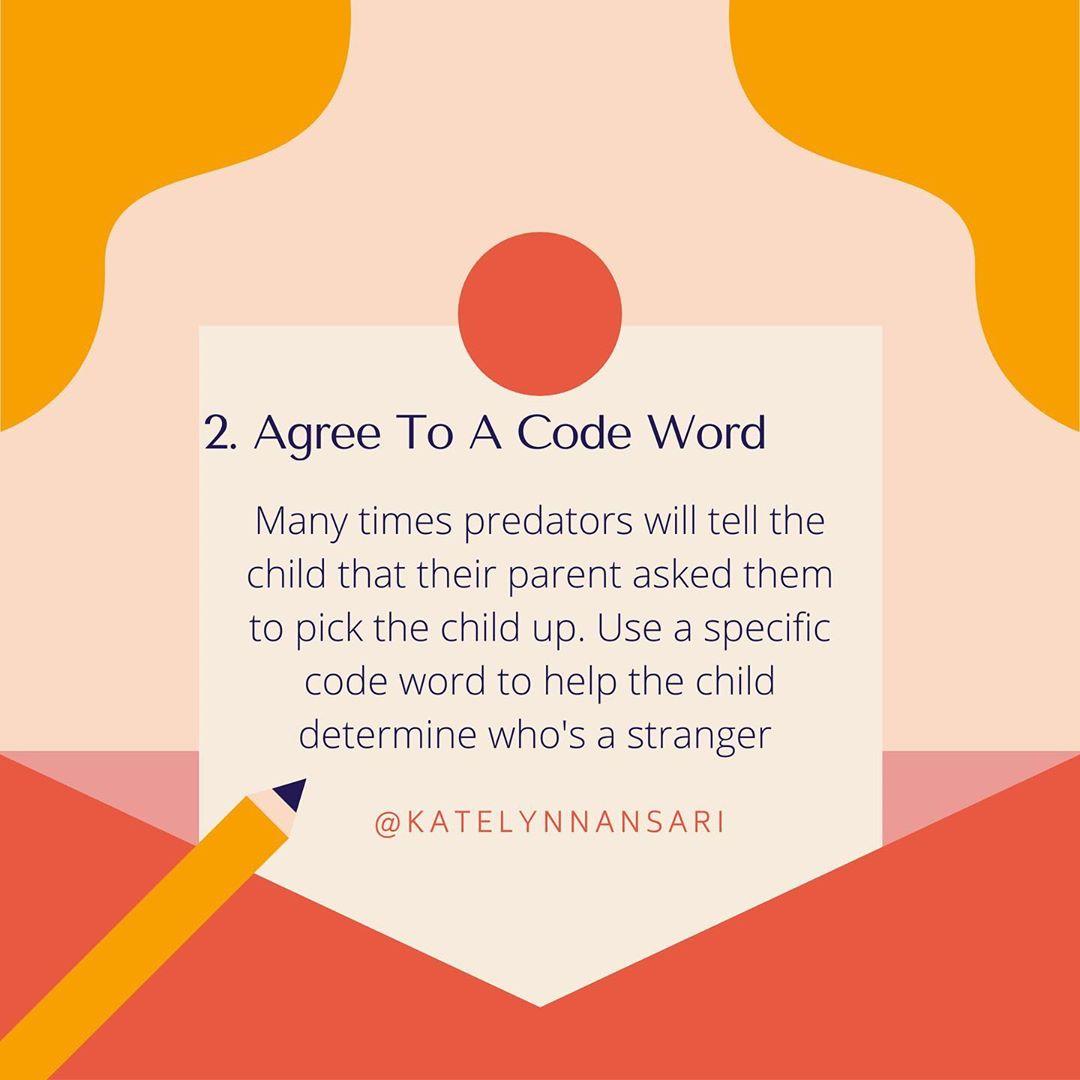 secret code word