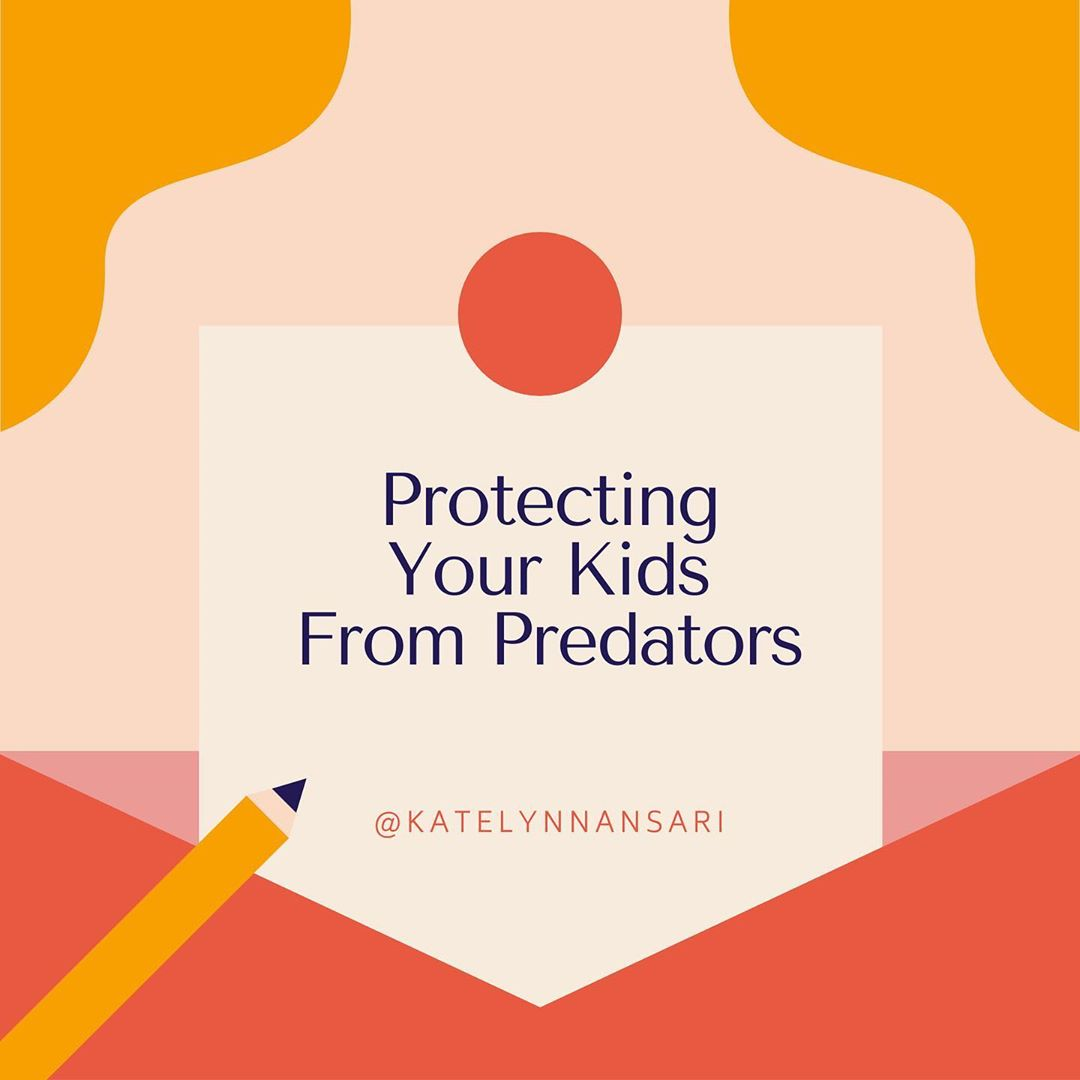 protecting your kids from predators