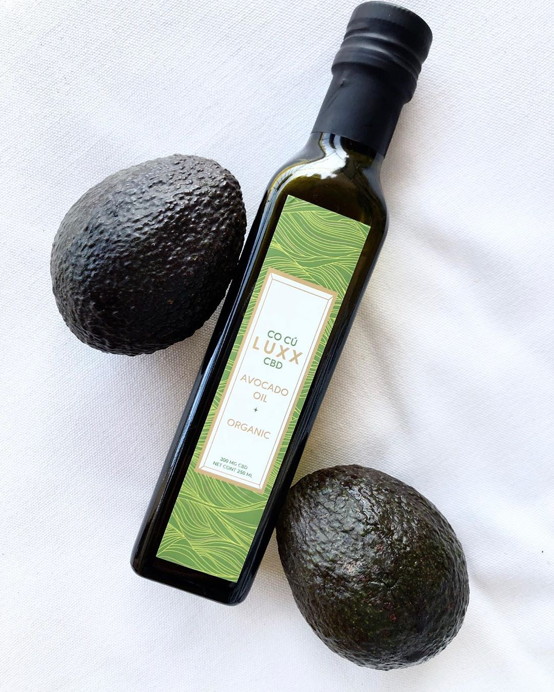 CoCu Luxx Avocado Oil