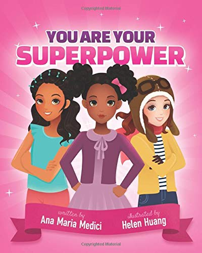 You Are Your Superpower Book Cover
