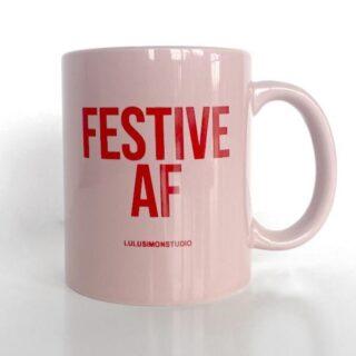 Coffee Mug | Festive AF