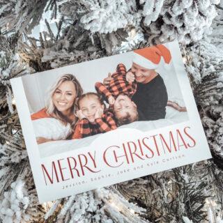 Carlson Family Christmas Card