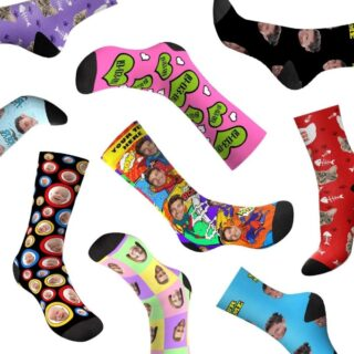My Face Socks