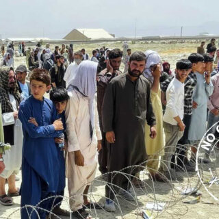 No One Left Behind photo of people in Afghanistan