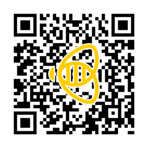 No One Left Behind Donate QR Code.